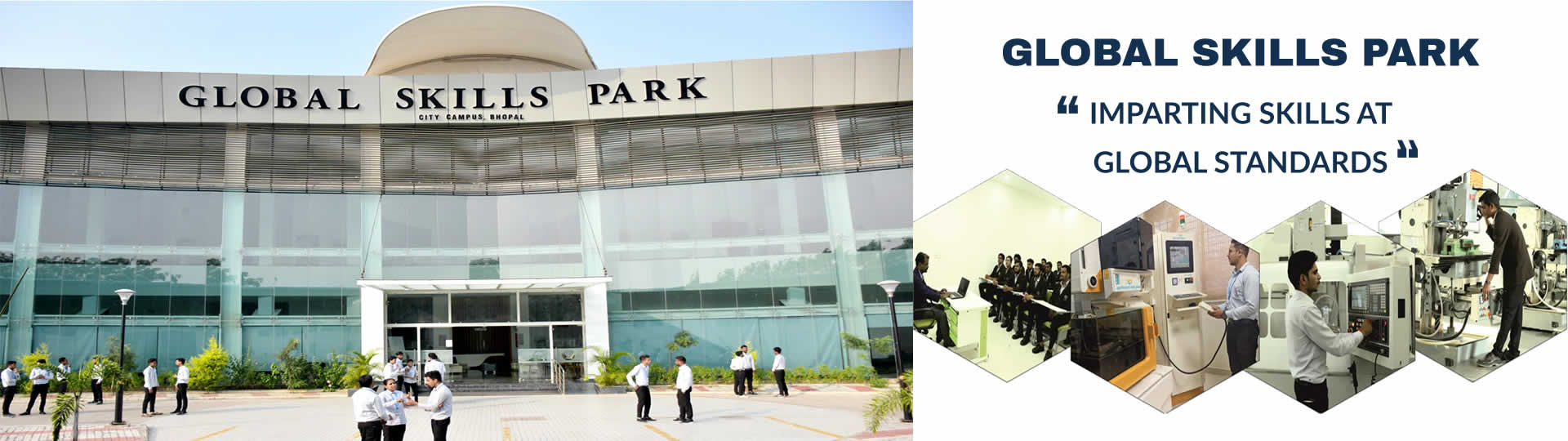 GLOBAL SKILLS PARK - City Campus Bhopal