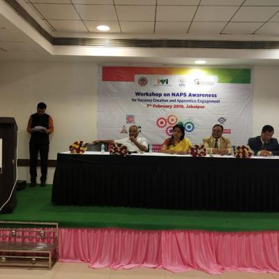 Workshop on NAPS Awareness, Directorate of Skill Development